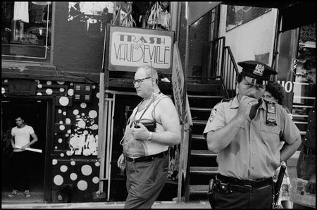 Pictures of Life of the New York Police Department in the 1970's (57)