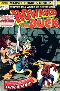 Howard the Duck 01 - 00 - FC