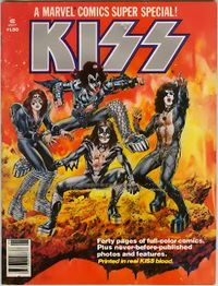 KISS Marvel