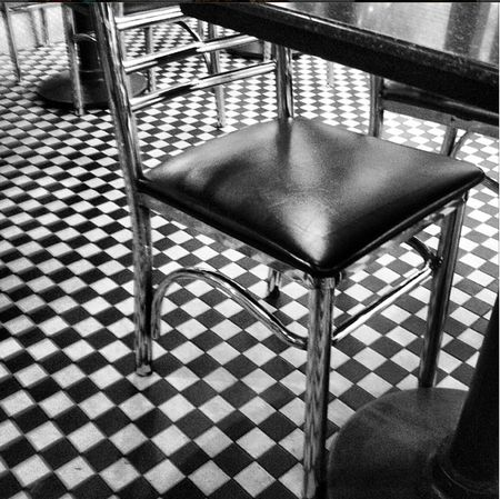 Checkerchair