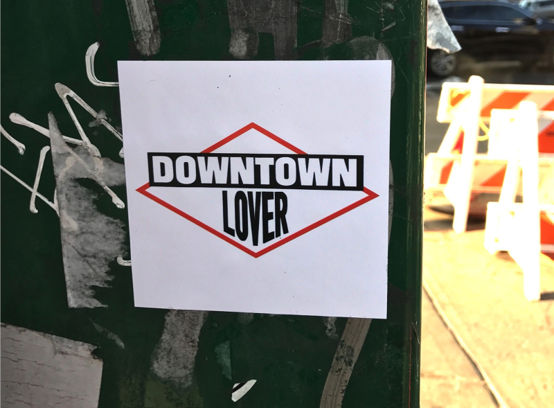 DOWNTOWNLOVER
