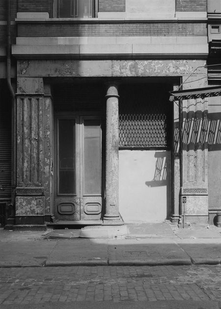 Bevan-davies-column-mercer-street-new-york-1975-web