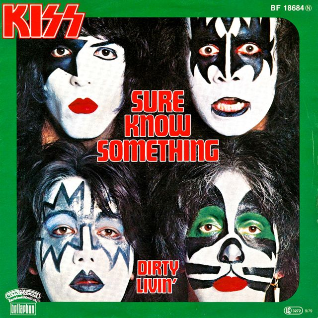 Kiss-sure_know_something_s