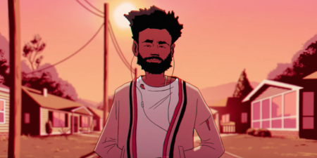 "Childish Gambino ""Feels Like Summer"""