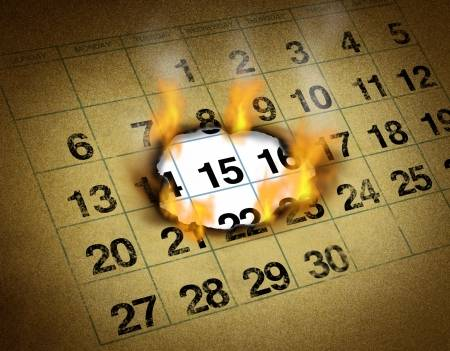 16244906-setting-an-important-hot-date-on-a-grunge-calendar-on-fire-burning-a-hole-to-remember-and-mark-a-day