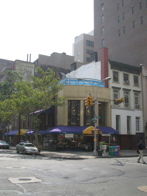 Former site of the Lone Star Cafe