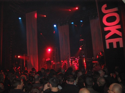 Killing Joke at Shepherd's Bush Empire, February 2005